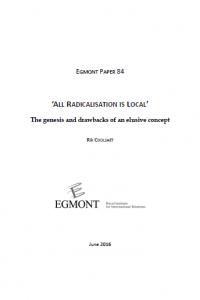 «Всякая радикализация носит локальный характер». Генезис и недостатки расплывчатой концепции (Rik Coolsaet, Royal Institute for International Relations, 2016)