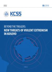 За рамками триггеров: новые угрозы насильственного экстремизма в Косово (Skender Perteshi, Kosovar Centre for Security Studies, 2018)