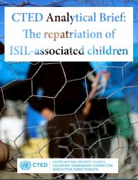 Репатриация детей, связанных с ИГИЛ (UN CTED, 2019)