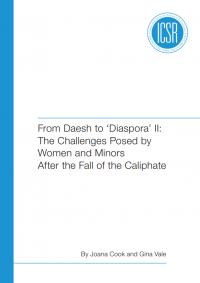 От ДАИШ к «диаспоре» II: Вызовы, создаваемые женщинами и меньшинствами после падения Халифата (ICSR, 2019)