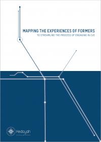 Картирование опыта бывших экстремистов для облегчения их вовлечения в ПНЭ (Хедайя)