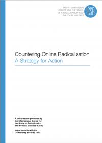 Противодействие онлайн-радикализации: стратегия действий (T. Stevens, P. Neumann, ICSR, 2009)