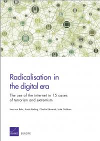 Радикализация в цифровую эпоху: использование интернета в 15 кейсах терроризма и экстремизма (RAND Corporation, 2013)