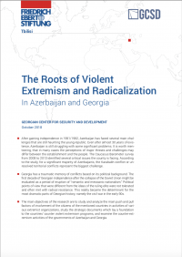 Корни насильственного экстремизма и радикализма в Азербайджане и Грузии (Georgian Center for Security and Development, 2018)