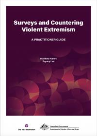 Опросы и противодействие насильственному экстремизму: руководство для практиков (Matthew Nanes, Bryony Lau, Азиатский Фонд, 2017)
