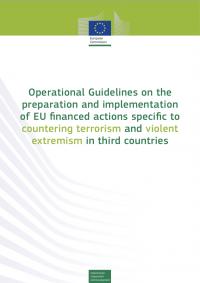 Оперативное руководство по подготовке и реализации финансируемых ЕС действий, направленных на борьбу с терроризмом и насильственным экстремизмом в третьих странах (Европейская комиссия, RUSI, 2017)