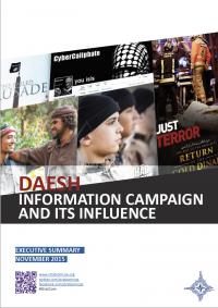 Информационная кампания ДАИШ и ее влияние (NATO StratCom COE, 2015)