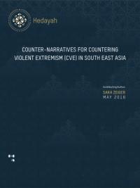Контрнарративы для ПНЭ в Юго-Восточной Азии (Sara Zeiger, Hedayah, 2016)