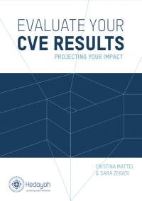 Оценка результатов ПНЭ: прогнозирование воздействия (Cristina Mattei, Sara Zeiger, Hedayah, 2018)