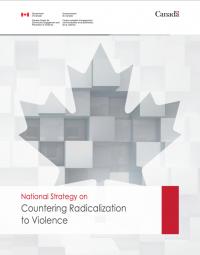 Национальная стратегия по противодействию радикализации к насилию (Government of Canada, 2018)