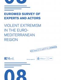 Опрос EUROMED среди экспертов и акторов. Насильственный экстремизм в Евро-Средиземноморском регионе (EUROMED, 2015)