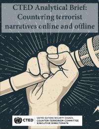 Противодействие террористическим нарративам онлайн и оффлайн (UN CTED, 2020)
