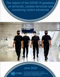 Влияние пандемии Covid-19 на противодействие терроризму и насильственному экстремизму (UN CTED, 2020)